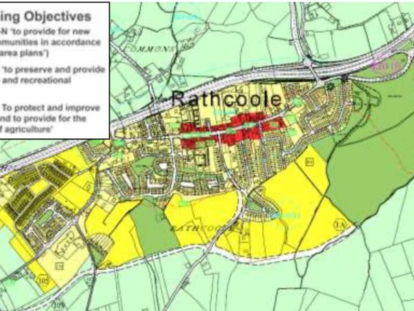 Rathcoole Draft Master Plan Series – County Development Plan – April 2020