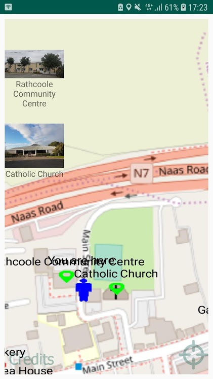 A new heritage app for Rathcoole is now available!