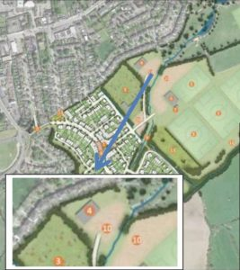 Rathcoole Master Plan Series – The Three Corner Field and Library – April 2020