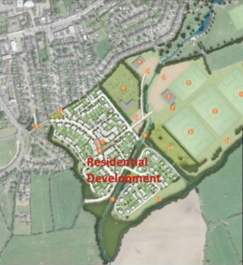 Rathcoole Draft Master Plan Series – The Housing Development and Rathcoole Woodlands – April 2020