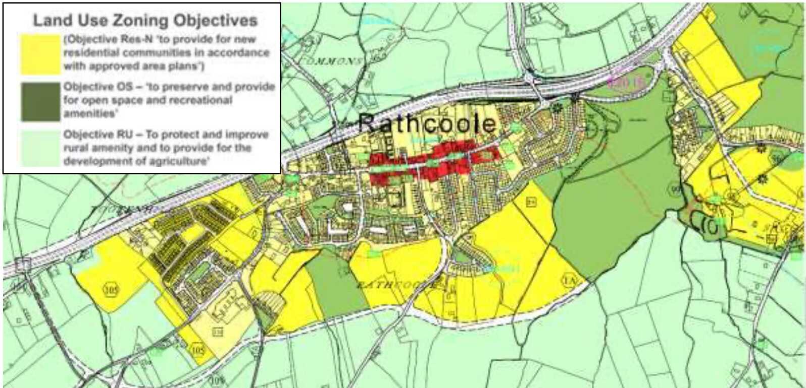 Rathcoole Draft Master Plan Series – County Development Plan – April 2020